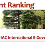 eGov, un ranking que no me convence