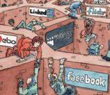 Redes sociales y la economía