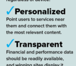 Es buena práctica revisar los mejores portales públicos