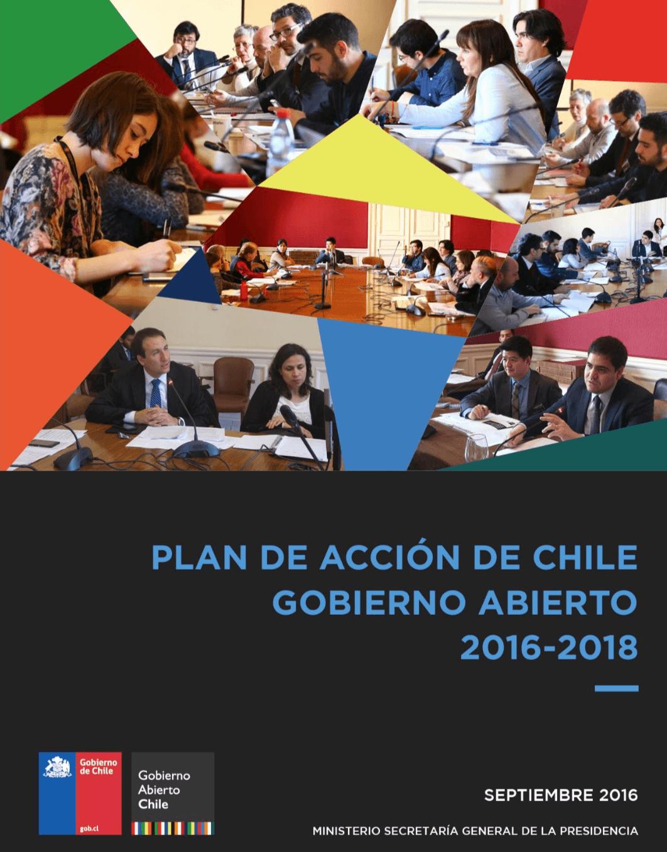 Plan de Acción Gobierno Abierto 2016-2018