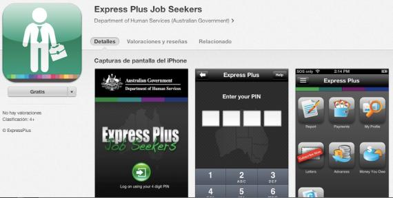 Centrelink Plus Jobs Seeker