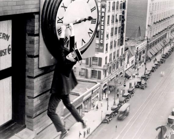 Jugando con el reloj